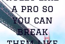 Motivational Quotes / A collection of motivational quotes gathered from our Enter the Side Hustle posts and other quotation images from across the Internet.