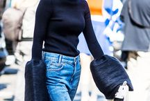 Trend :Bell -Sleeve Blouse
