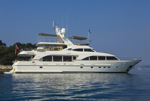 Motor Yachts and Boats / by Bluewater