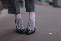 tattoo love / by Jenni Kaufusi