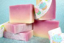 Soap, Scrubs & Lotion