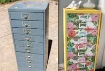 Upcycling / A collection of cute, gotta have it DIY upcyle ideas perfect for kids and the classroom