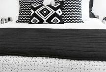 Bedroom Love / We love beautiful bedrooms with comfortable luxurious bedlinen