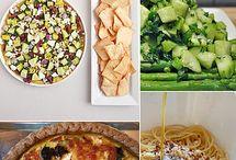 Mediterranean meals  / by Kim