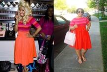 Celebrity Style - Plus Size Edition