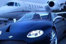 cars & helicopters