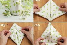 Napkin tutorials