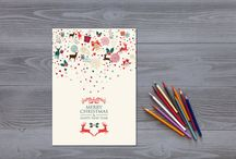 + 10 Christmas Cards
