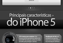 Infográficos de tecnologia - Português