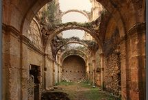 Abandoned Places / by Carol