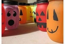 Halloween Bastelideen / Tolle Halloween Bastelideen mit Kindern.