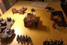 Warhammer / Warhammer 40000 and other tabletop games and miniatures