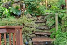 Gartengestaltung – Garten und Landschaftsbau / Ideen für Gartengestaltung und Außendesign Erfahren Sie mehr über die moderne Gartengestaltung – Pflanzen anbauen, Steinplatten legen, Garten und Landschaftsbau