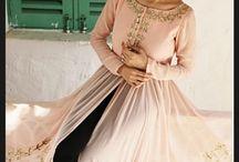 indowestern dress