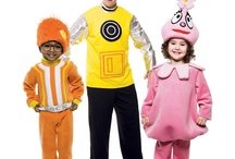 Dress-up Ideas for For Child's Birthday Party / We do costumes, too!  Add to the party fun and dress-up as your favorite character!  Everything is better in costume!