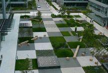 City Space / Düzenlenmiş dış mekanlar.