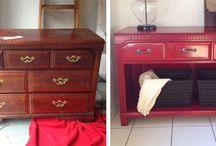 deco - meubles idées recyclage / décoration d'intérieur