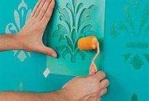 pintura p/ paredes