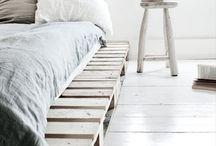 Sypialnia DIY