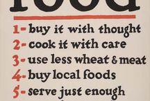 Food Love  / by Katherine Dines