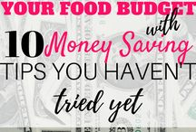 Saving Money / Saving money just got easier with simple tips to help you save money on everything from household expenses, bills, debt to utilities and travel.