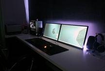 Cooles Büro