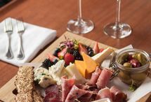 Food and wine platers