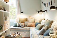 Living room ideas / Colors