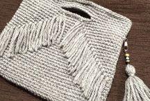 tašky -ruční práce