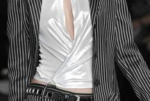 BLACK & WHITE / MAY FAVORITE COLOR COMBO ;-) / by Dinah Redmond
