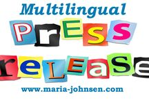 multilingual press release writing / multilingual press release writing