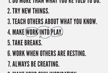inspiration / by Adrienne McCaskill