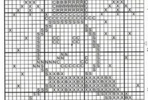 Cross stitch / by Shelley Hodder