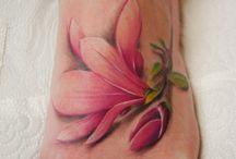 Inkt / tattoos