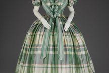 1800s fashions