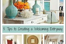 Entryway / Welcome to Nestieville
