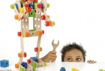 Toddler Wooden Construction Toys