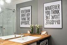 casa de banho decoração