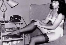 Bettie Page / by Poppy