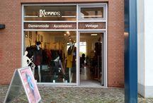 Modeatelier klennes / Mein Geschäft in der Schmidtbank Passage Chemnitz Damenmode & Accessoires und Vintage Mode