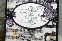 Card inspiration / by Janet Bagnall