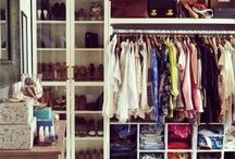 Closet Storage / by Anna Lawlor