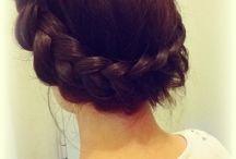 Hair / Braids made by me