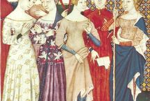 14th century fashion inspiration