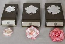 Rosen aus papier