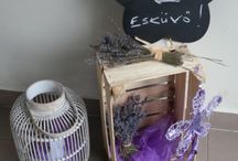 Lavender Wedding by Veridekor