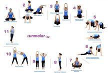 yogaya basliyorum