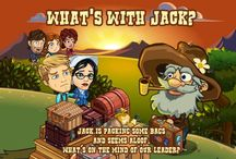 What's with Jack? / What's with Jack? Pioneer Trail