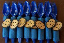 Kaidys 1st birthday Cookie Monster