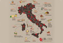 piatti italiani / sapori tipici